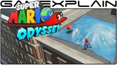 NEW Super Mario Odyssey Gameplay - Enhanced & Slow-Mo Replay