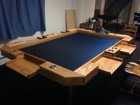 Gaming table-DIY