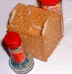 De Kooktips - Mini Koekhuisjes