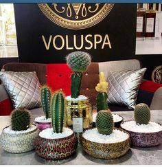 Reuse Voluspa candle tins