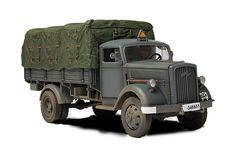Forces of Valor 1:32 Opel Blitz 3 Ton Cargo Truck, Eastern Front 1941