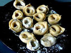 Tortellinis champignons ricotta