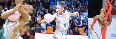 Soldatova, Arina Averina, piume, Grand prix moscow 2017