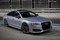 Audi S8 Plus, by Auditography