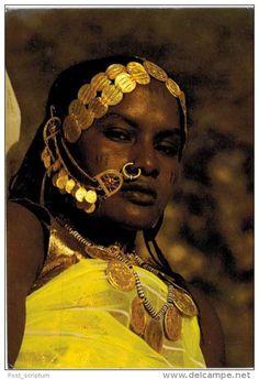 Africa - Chad - African adornment Kreda