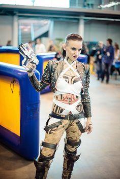 Mass Effect - Jack Cosplay!