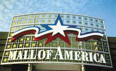Minnesota is home to the Mall of America which hosts an indoor amusement park, over 500 stores and is the most visited shopping mall in the world.