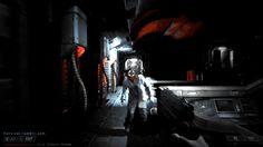 Headshot.     DOOM 3 (2004)    Horror Games