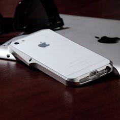 Ag++ Aluminum iPhone 5 Bumper Case - $50