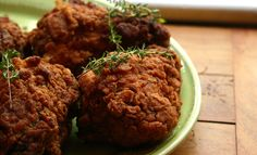 Buttermilk Brined Southern Fried Chicken by Local Milk Brined Fried Chicken Recipe, Buttermilk Fried Chicken, Buttermilk Brine Recipe, Crispy Chicken, Perfect Fried Chicken, I Love Food, Soul Food, Food Inspiration, Just In Case
