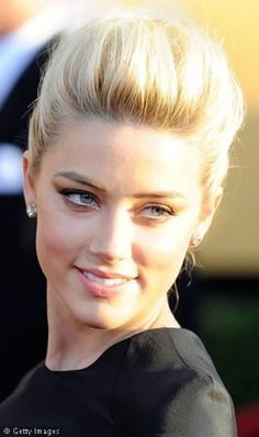 SAG Awards: Red-Carpet Pictures Of Best Hairstyle Updos - Sky Living HD
