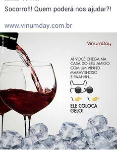#Vinho #Gelo  * Num #Espumante e/ou #VinhoBranco não desgosto * ou #Gelo do próprio #Vinho ou #GeloDeUva. #prontoopinei.