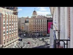 Video of Madrid sightseeings and the Rex Hotel facilities, located in downtown of Madrid. Madrid Hotels, Madrid City, Modern City, Delicious Food, Big Ben, Beverage, Spain, The Past, Sky