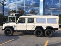 6x6 Truck, Trucks, Dream Car Garage, Land Rover Defender, Range Rover, Land Cruiser, Dream Cars, 4x4, Jeep