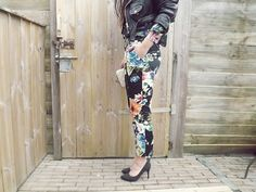 yeah for floral pants ;)