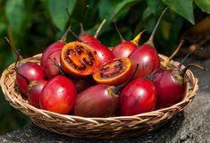 TAMARILLO: roșia din copac bogată în vitamine, minerale și fibre Exotic Fruit, Organic Farming, Superfoods, Vitamins, Flora, Berries, Cherry, Apple, Vegetables