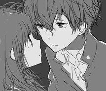 anime love, anime, anime couple