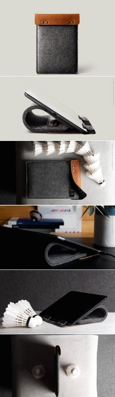 #hardgraft Sport iPad Case and Stand