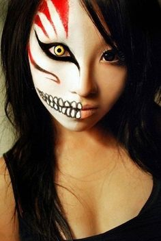TOP 10 : Maquillages pour Halloween < Jennitouf Times ♥ - 27 octobre 2015 | Blog Beauté Addict
