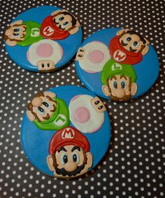Total gamer-geek cookies.  Awesome, though.