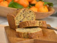 Juice Pulp Quick Bread Recipe : Food Network - -applesauce instead of eggs will make it extra moist Juicer Pulp Recipes, Blender Recipes, Orange Pulp Recipes, Kitchen Recipes, Cooking Recipes, Soup Kitchen, Quick Bread Recipes, Healthy Recipes, Muffin Recipes