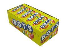 Dots Original - 2.25 oz case of 24 boxes
