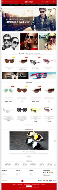 Responsive Magento Theme - Gala Sneaker | Live Preview and Download: http://themeforest.net/item/responsive-magento-theme-gala-sneaker/7871716?WT.ac=category_thumb&WT.z_author=tvlgiao&ref=ksioks