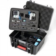 2. Smatree SmaCase Floaty & Watertight Case