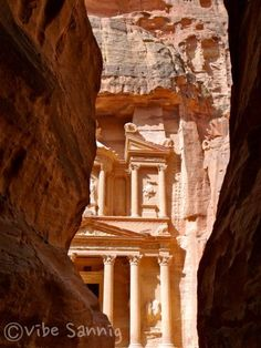 Jordan, Petra, The Treasury