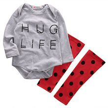 Strict Autumn Winter New Cotton Newborn Baby Clothes Gray Red Plaid Printed Long Sleeve Girls Boy Romper Baby Newborn Shower Gift Bodysuits & One-pieces Mother & Kids