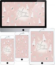 Laptop Wallpaper, Wallpaper Desktop, Iphone Wallpapers, Iphone 6, Merry Christmas, Deco, Home, Wallpaper, Merry Little Christmas