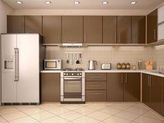 interior design kitchen ideas on a budget Kitchen Cupboard Designs, Kitchen Room Design, Modern Kitchen Cabinets, Modern Kitchen Design, Home Decor Kitchen, Interior Design Kitchen, Kitchen Furniture, Kitchen Tiles, Furniture Stores