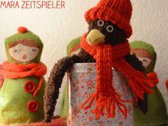 Erwin wartet auf Weihnachten.