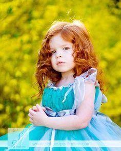 I love red haired little girls
