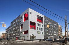 Alexander Gorlin Architects | Edificio Residencial en Brook Avenue | Nueva York; USA | 2010