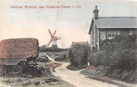 POSTCARD  OXFORDSHIRE   HENLEY ON  THAMES   Nettlebed  Windmill