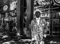 David Goldblatt photography - Ex Offenders at the scenes of crimes
