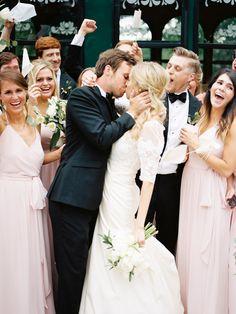 fun bridal party :) | geneoh photography #wedding