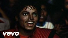 Michael Jackson - Thriller - HAPPY 33rd Anniversary to Thriller. I watched the 3PM premiere 33 years ago today. BEST VIDEO EVER ! Though I was scared of it. LOL