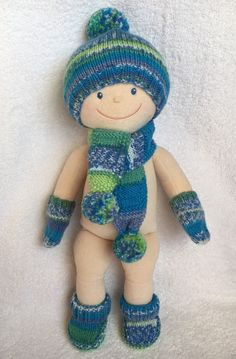 Puppen & Zubehör Puppen Mode Größe 56 cm Haube KU 36 cm