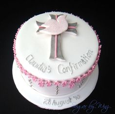 Image result for confirmation cake ideas for girls