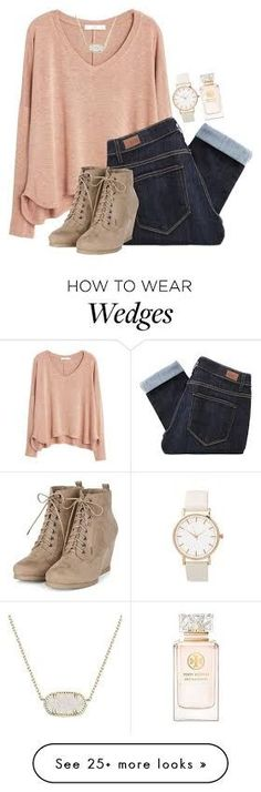how-to-wear-wedges-and-jeans-for-fall