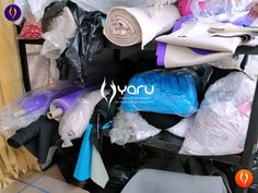 YARU confecciona fajas en latex, powernet, neopreno y poliester con rigurosos procesos de calidad. Usamos telas, hilos e insumos de alta calidad, para que los productos cumplan los alto estandares en los diferentes paises. Sportswear