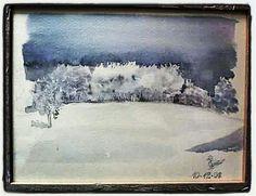 Inverno (acquerello)