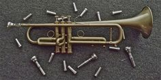 Stomvi-USA S# Trumpet sprinkled with Flex Mouthpieces and Flex couplers. https://www.facebook.com/pages/Stomvi-USA/106129483617?fref=ts  http://www.youtube.com/user/stomviusavideo  http://stomvi-usa.com/