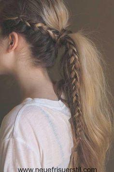 14.Haare Zöpfe Stil