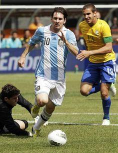 El nuevo D10S sigue siendo Argentino