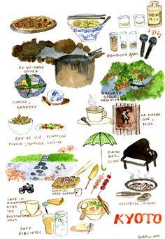 Kyoto #Japan #travel #food #drinks