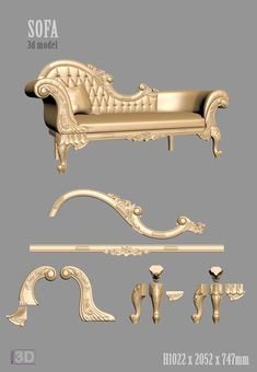 Wood Carving Ideas For a Rustic Home Decor - Cornelius Adeniyi Wooden Sofa Designs, Wooden Sofa Set, Classic Furniture, Luxury Furniture, Furniture Design, 3d Cnc, Victorian Furniture, Furniture Upholstery, Wood Carving