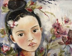 Grace by claudiatremblay on Etsy